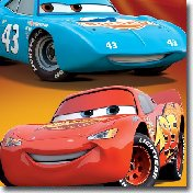 Cars Movie Wall Stickers