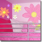 Flower & Floral Wall Stickers