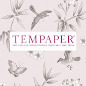 Tempaper Peel and Stick Wall Paper
