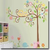 Wall Tree Stickers