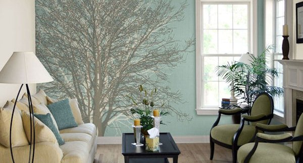 Ideal Wall Tree Decal