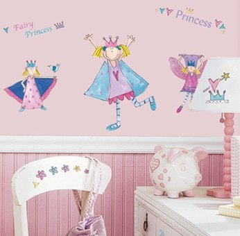 Trend  fairy princess decals