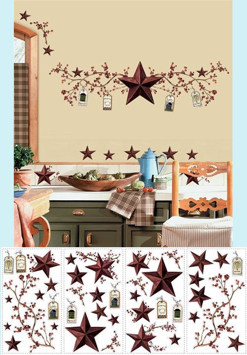 Unique On this holiday weekend we would like to highlight some of our popular Americana themed decals From stars to apples we have everything you need to update