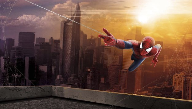 amazing-spider-man-2-wall-mural