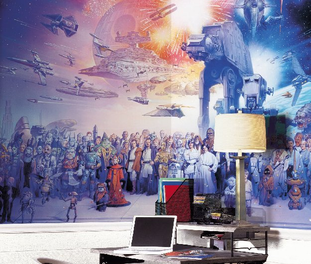 star-wars-saga-wall-mural