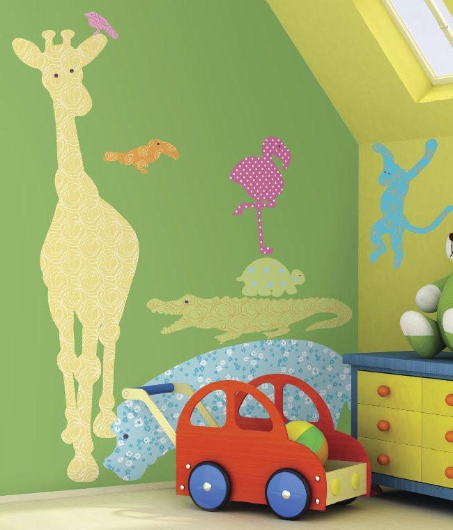 animal-silhouettes-wall-decals