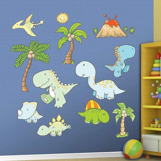 baby-dinosaurs-decals