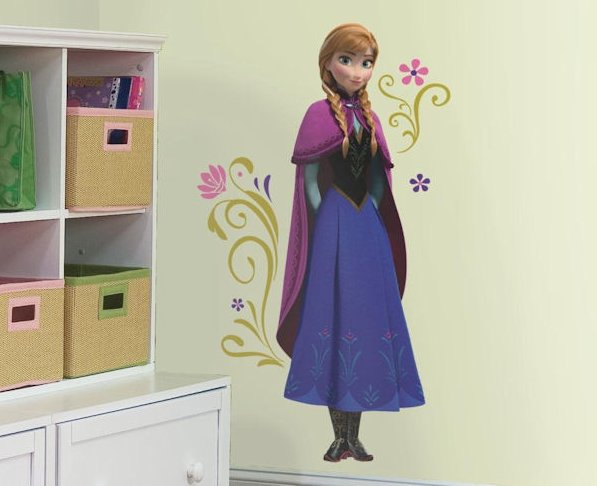 frozen-anna-wall-decal