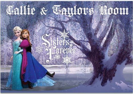frozen-sisters-personalized-decal